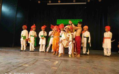 Shivaji Maharaj Jayanti assembly