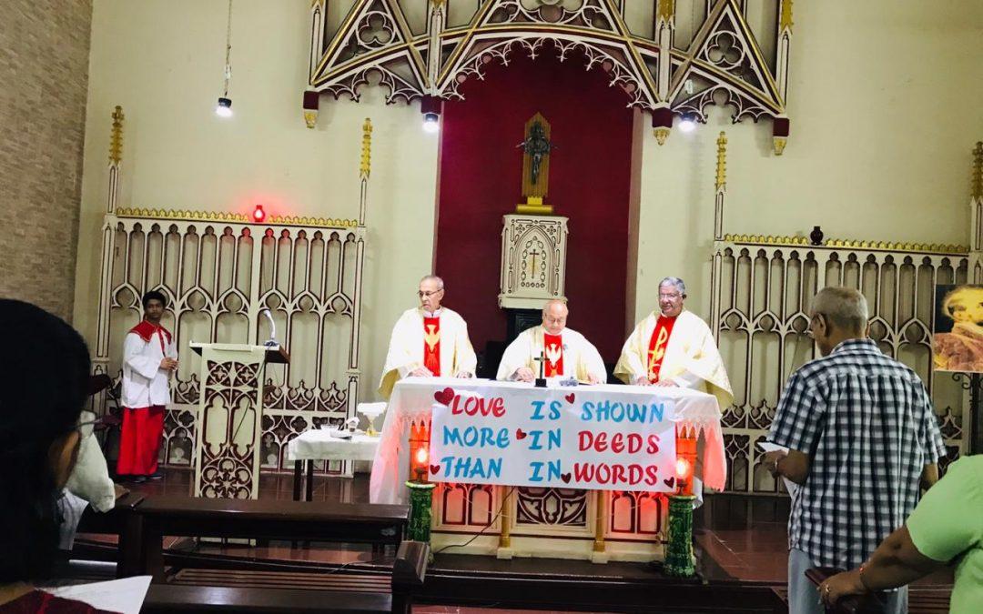 Feast of St.Ignatius of Loyala