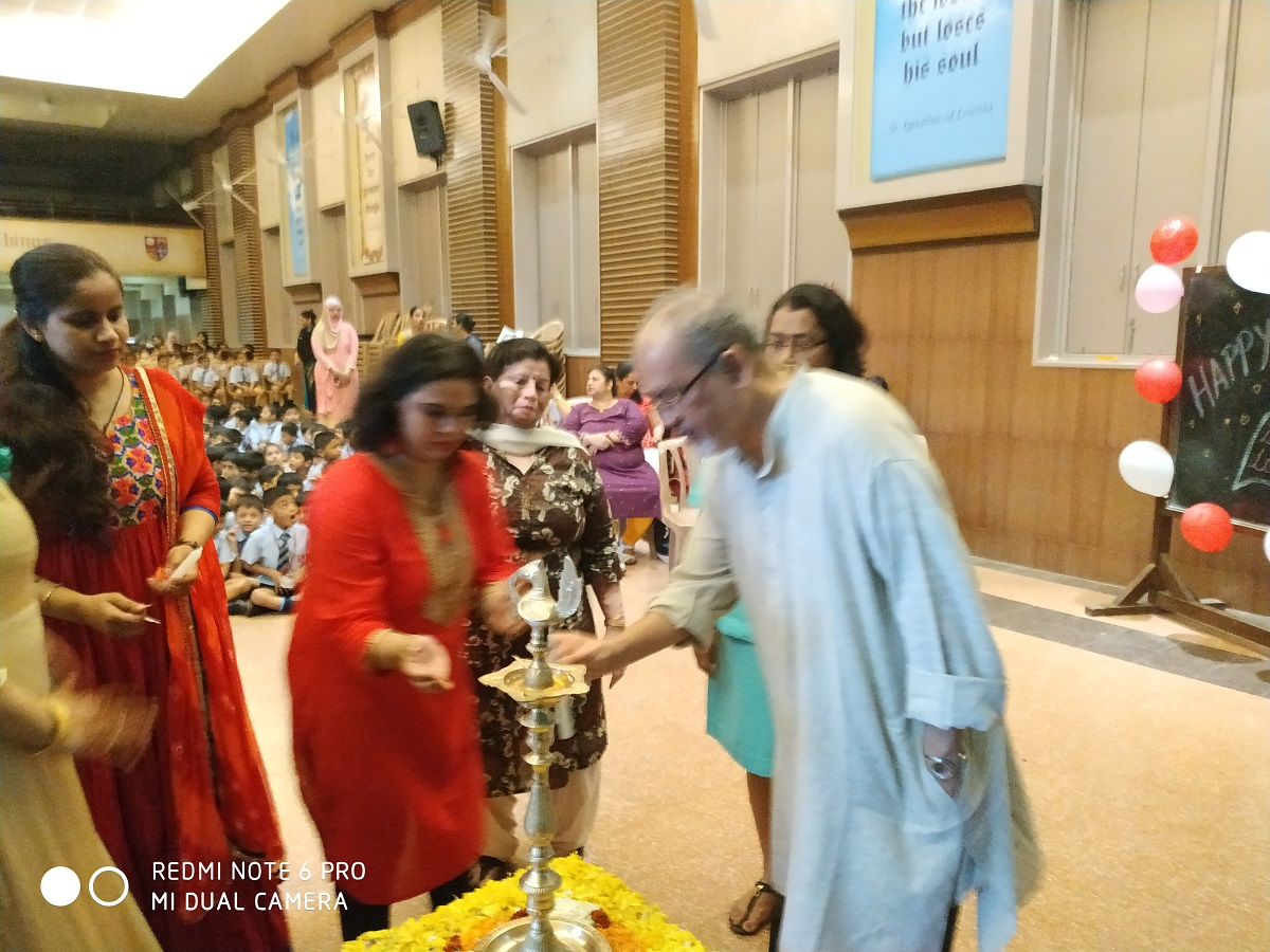 Feast of St.Francis Xavier(School Patron)