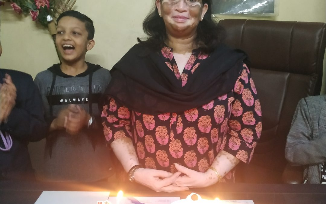 Head Teachers birthday