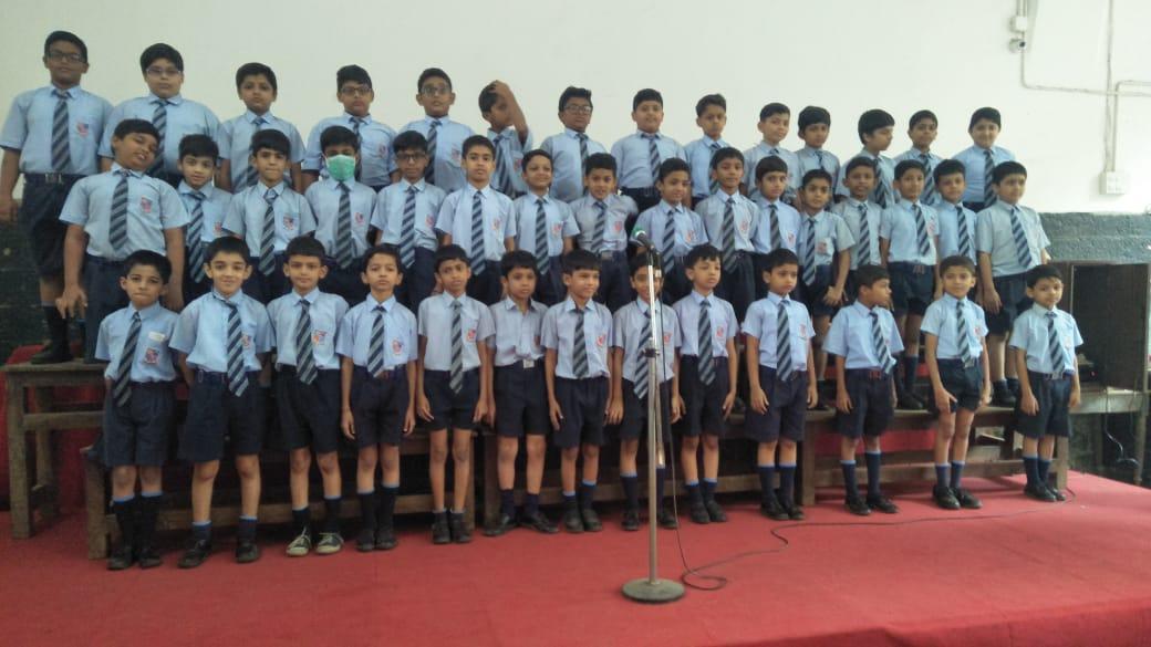 Choral recitation