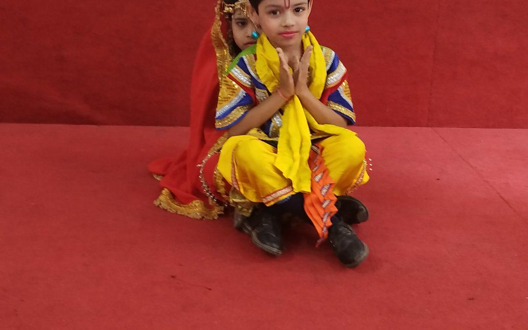 Holi assembly